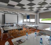 Seminar room at the Brit Hotel Rennes Cesson