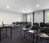 A seminar room in Avignon