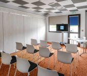 Another seminar room in Rennes, at the Brit Hotel