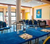 Salle de séminaire au Brit Hotel Saint-Malo