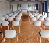 Meeting room in assembly at the Brit Hotel Rennes Cesson - Le Floréal