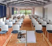 Our seminar rooms are modular at Brit Hotel Rennes Cesson