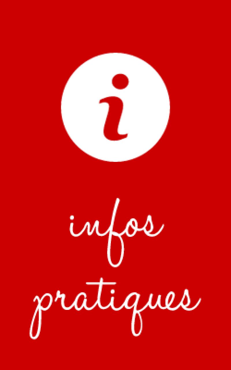 Infos pratiques du restaurant