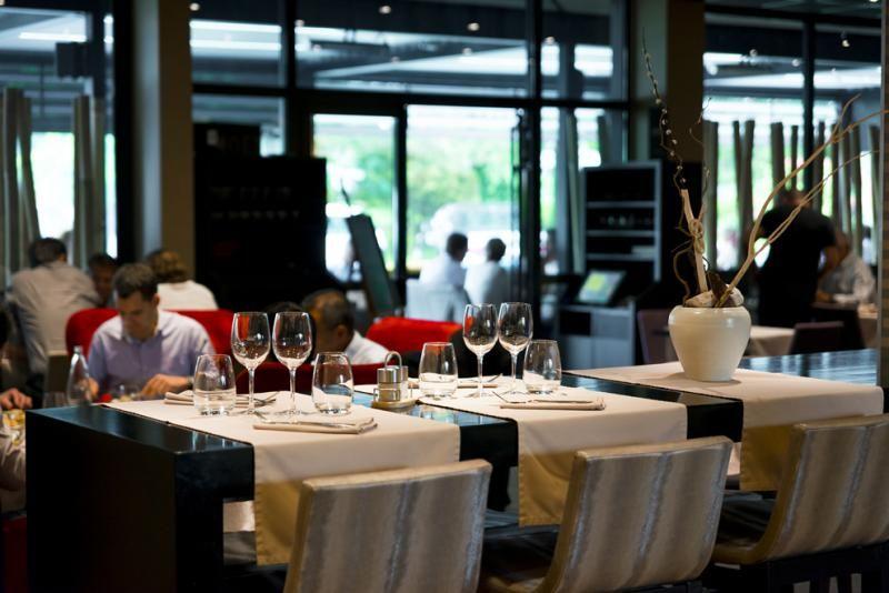 Restaurant Brit Hotel Langueux