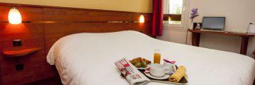 Chambre double au Brit Hotel Agen - L'Aquitaine