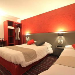 BRIT HOTEL KEROTEL ** - LORIENT CENTRE