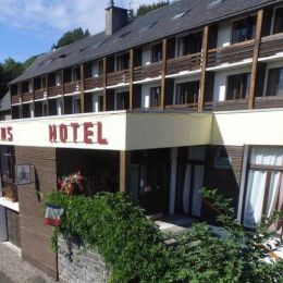 Brit Hotel Les Mouflons