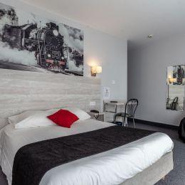 Brit Hotel Suisse et Bordeaux