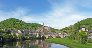 Relaxation in Aveyron