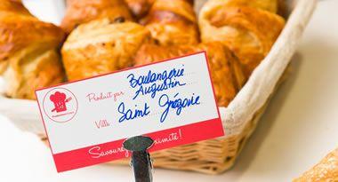 Boulangerie Augustin Saint Grégoire