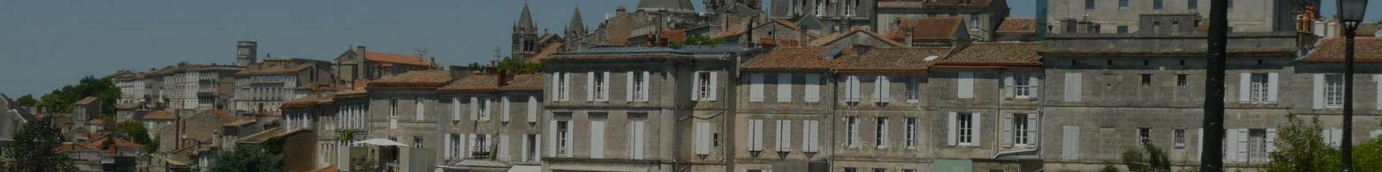 Centre ville d'Angoulême