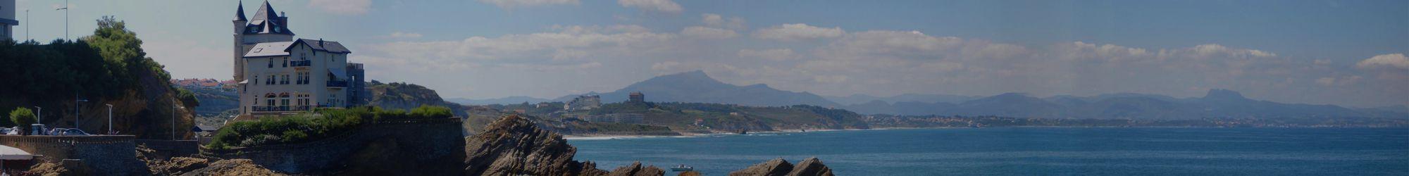 Front de mer Biarritz