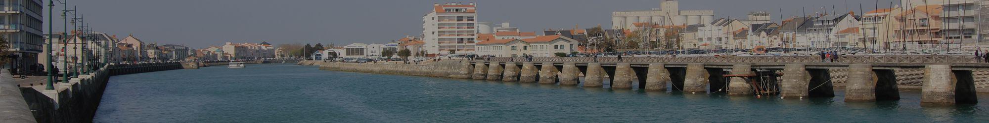 Front de mer Sables d'Olonne