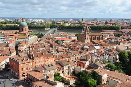 Toulouse ville rose historique et sportive tourisme for Piscine chapou toulouse