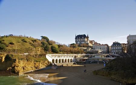 Hotel biarritz centre ville brit hotel marbella - Hotel de la plage biarritz 3 esplanade du port vieux ...