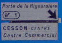 Exit Number 1 in Rennes