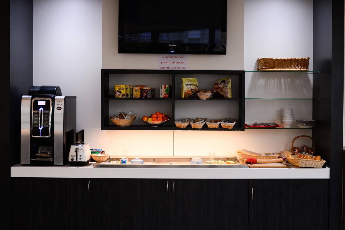 Chambres et services brit hotel rouen centre for Hotels rouen