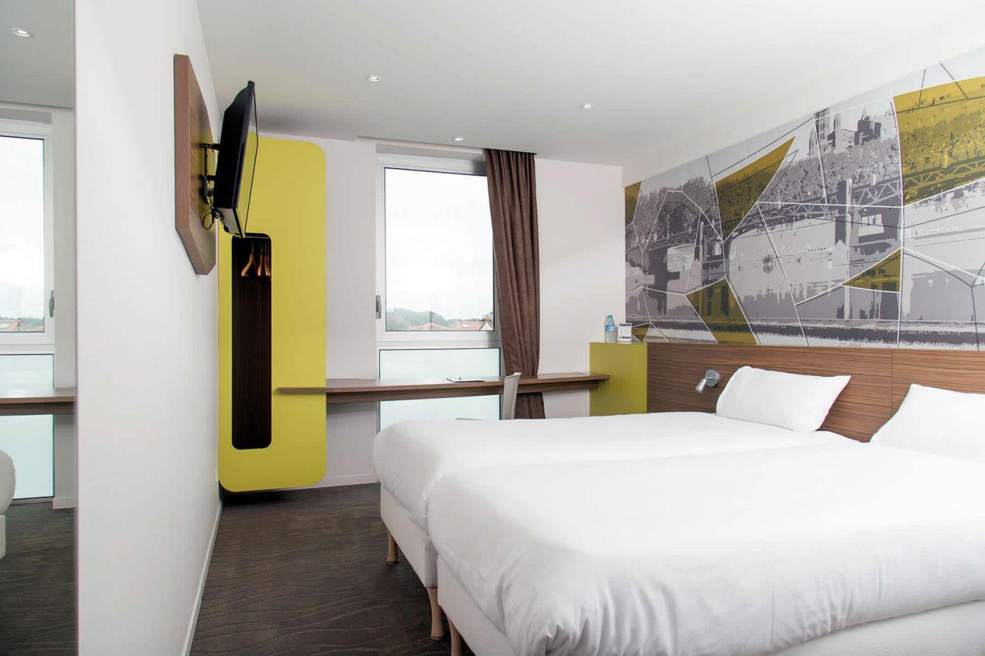 Chambres d h tels au brit hotel toulouse colomiers l for Chambre d agriculture toulouse