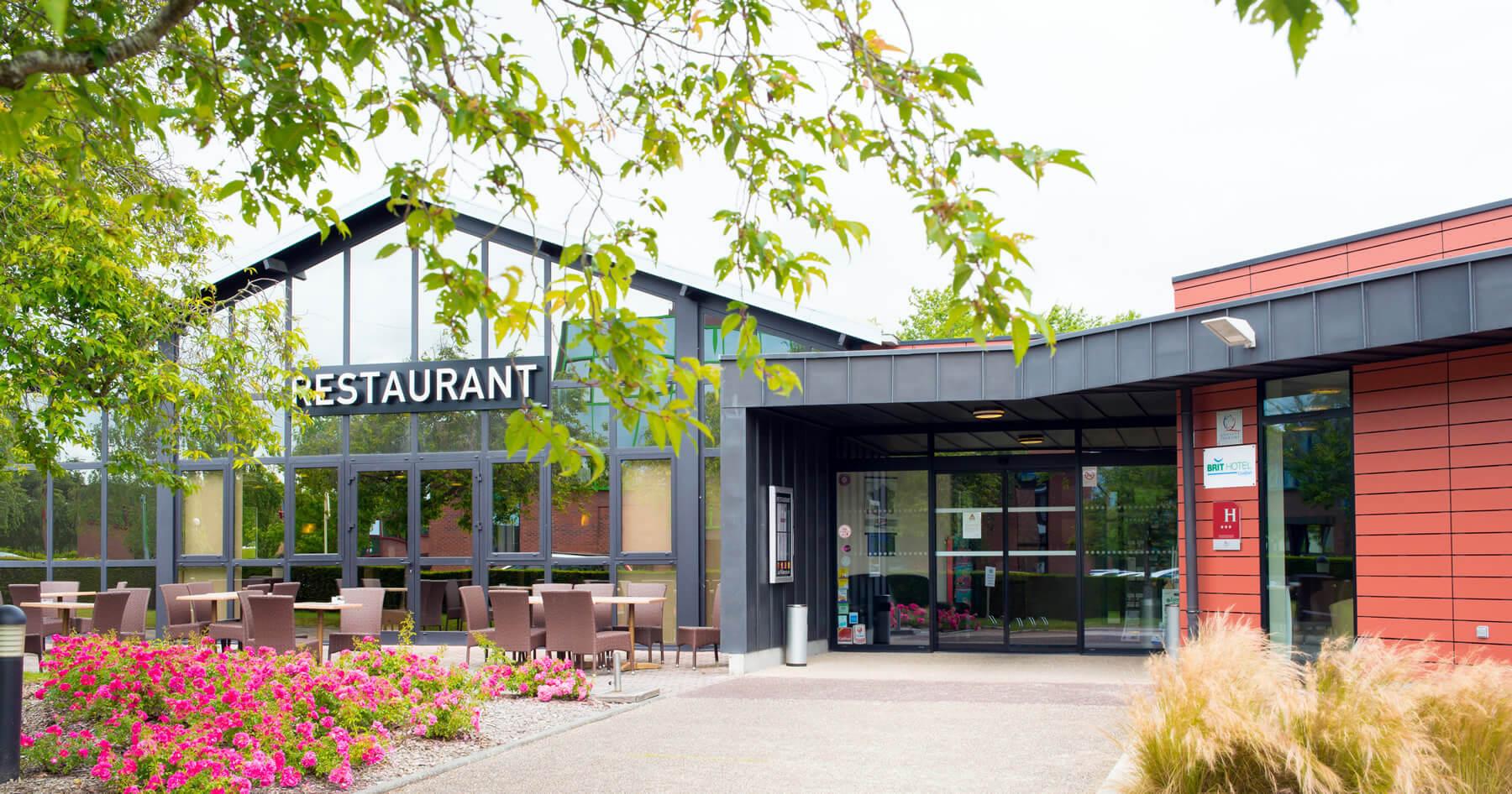 Acc U00e9der Facilement Au Brit Hotel De Rennes Saint Gr U00e9goire
