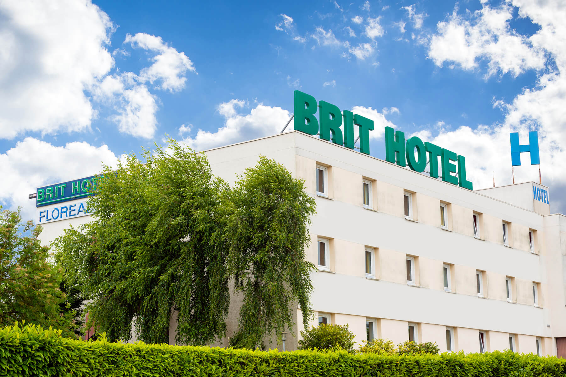 Acc U00e9der Facilement Au Brit Hotel Rennes Cesson